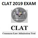 CLAT 2019 Exam Admit Card