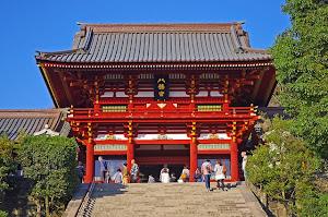 Kuil Tsurugaoka Hachimangu