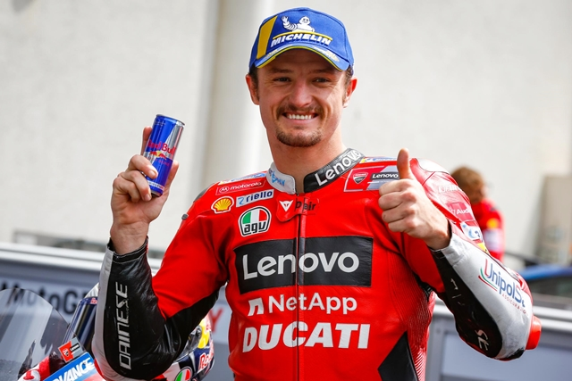 MOTOGP: Miller vence o grande GP da França de ponta a ponta