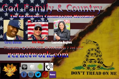 God, Family & Country: The Grassroots Conservative Movement