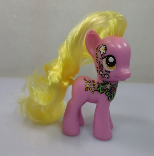 MLP Lily Valley Brushable