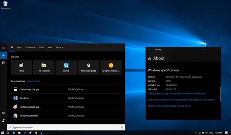 Windows 10 Oktober 2018 Update Mendapat Pembaruan Build 17763.592