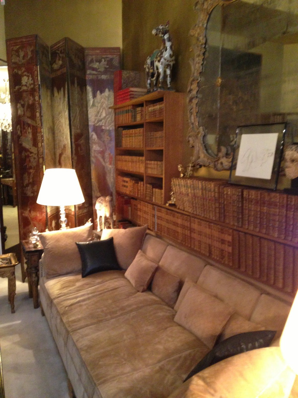 Inside Mlle Gabrielle Coco Chanel S Apartment 31 Rue