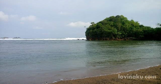 Wisata Pantai Malang Jawa Timur : Pantai Banyu Meneng ...
