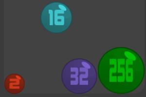 2048-balls