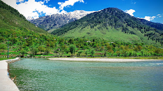 Pahalgam in Kashmir