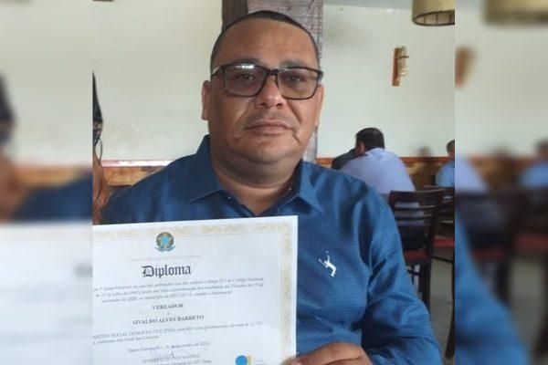 Vereador é executado a tiros dentro de bar na Bahia