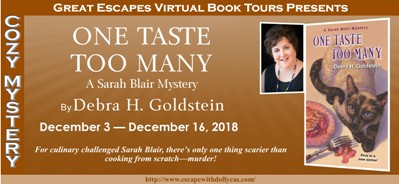Upcoming Blog Tour 12/9/18