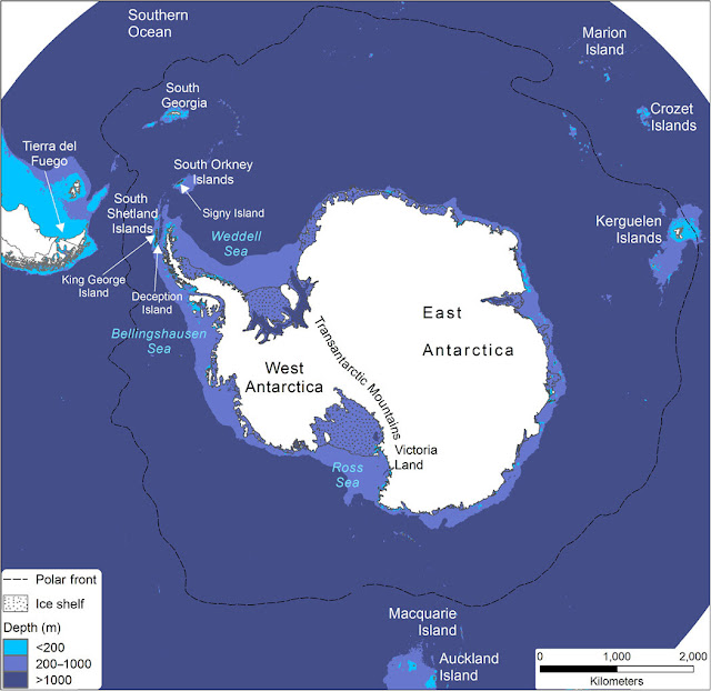 Studies highlight fragility of Antarctic ecosystems
