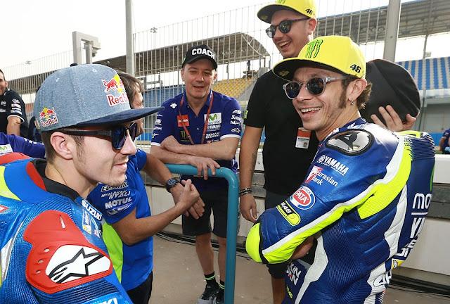 Vinales : Ada Rossi Atau Tidak, Saya Tetap Pindah Yamaha