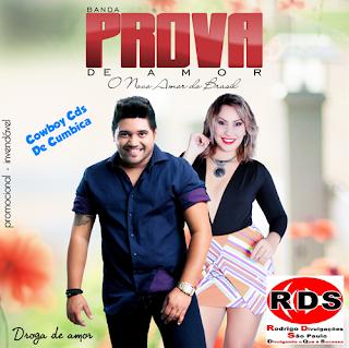 Baixar - Banda Prova de Amor - Promocional - 2016