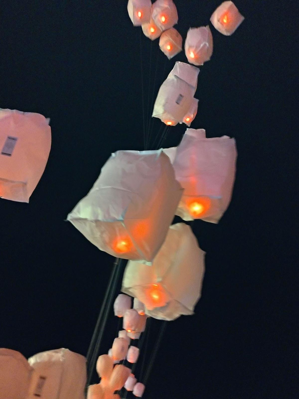 はじめてのスカイランタン体験!2019年長崎ランタンフェスティバル