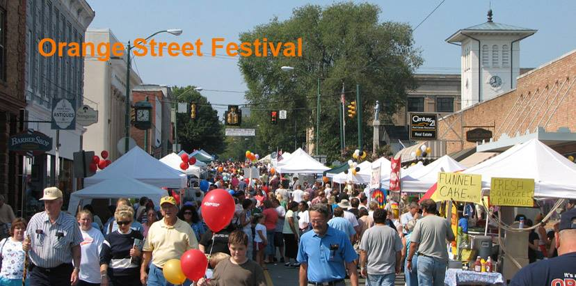 Orange And Tourism Festival