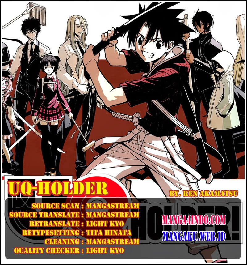 Baca Komik UQ Holder! Chapter 6 Komik Station