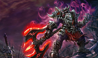 Chinese Warmonger Sion Skin