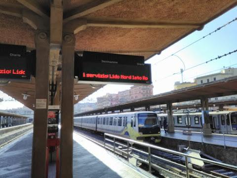 Incontro Regione Lazio - Comitato Pendolari Roma-Lido