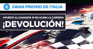 paston promocion gp F1 Italia 6-9-2020