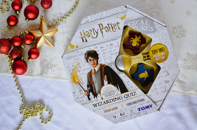 Harry potter gift guide, Wizarding quiz game