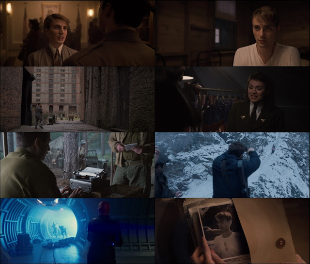 Captain America: The First Avenger 2011 Dual Audio ORG 1080p BluRay