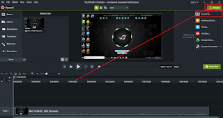 Cara Merender Video Project Di Camtasia Studio Terbaru