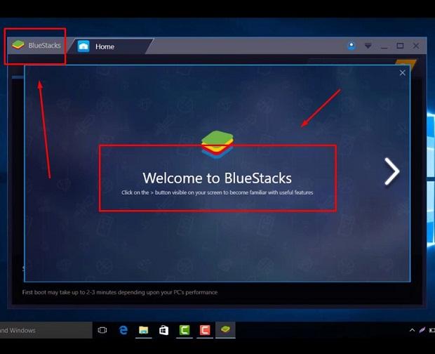 Menggunakan BlueStacks Untuk DM Instagram di PC