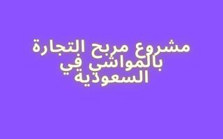 مشروع مربح .. مشروع التجارة بالمواشي في السعودية