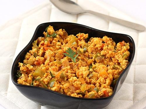 Paneer Bhurji Recipe Delicious Snacks at Home