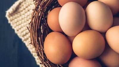 telur makanan untuk ibu mengandung