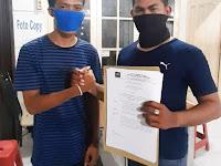 Penyerahan SK DPC GNI Medan Labuhan
