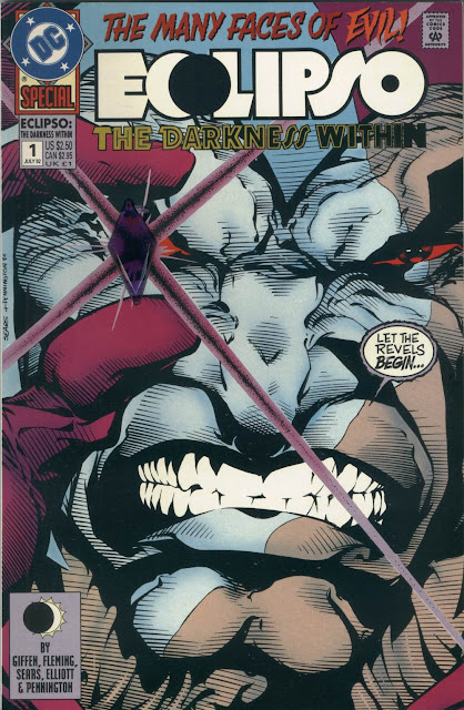 The Great Eclipso Yada Yada part 1: I read 1100 pages so you didn't have to