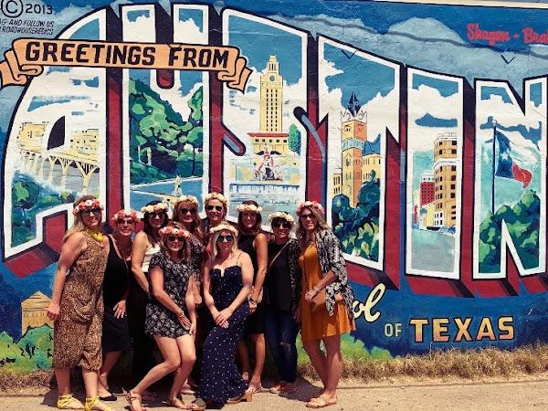 Recapping the weekend -What a Fun Austin Girls Trip