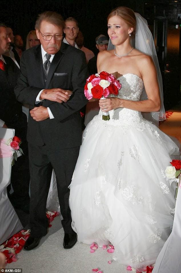Jessica Biel Timberlake Wedding