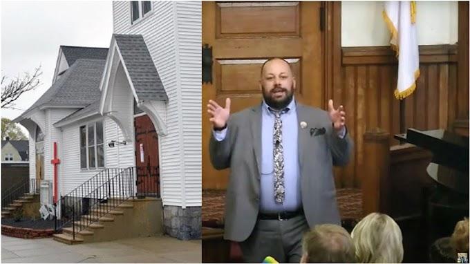 Pastor de iglesia Bautista en Massachusetts desafía COVID - 19 y celebra oficios con feligreses sin protección