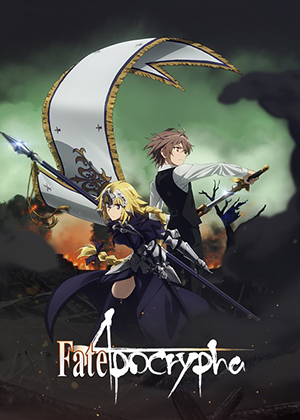 Fate/Apocrypha [25/25] [HD] [MEGA]