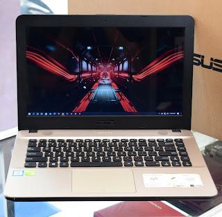 Jual Laptop Gaming ASUS X441U Core i3 NVIDIA Fullset