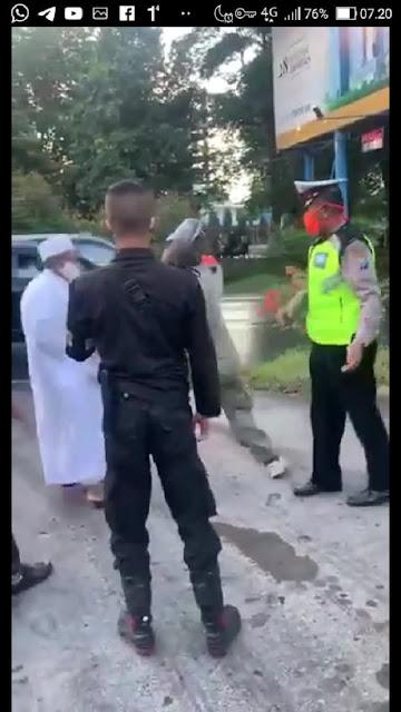 Kecam Kekerasan Terhadap Habib Umar Assegaf, PA 212: Pelaku Harus Menyerahkan Diri Ke Polisi Dan Minta Maaf