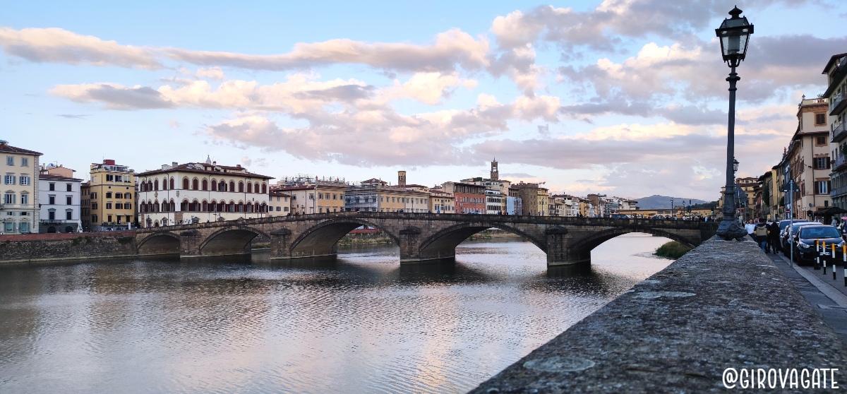Firenze lungarno Soderini
