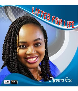 GOSPEL ALBUM: Pastor Ifeoma Eze - Lifted For Life | @Pstifeomaeze