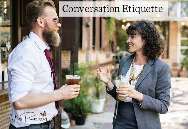 Conversation Etiquette