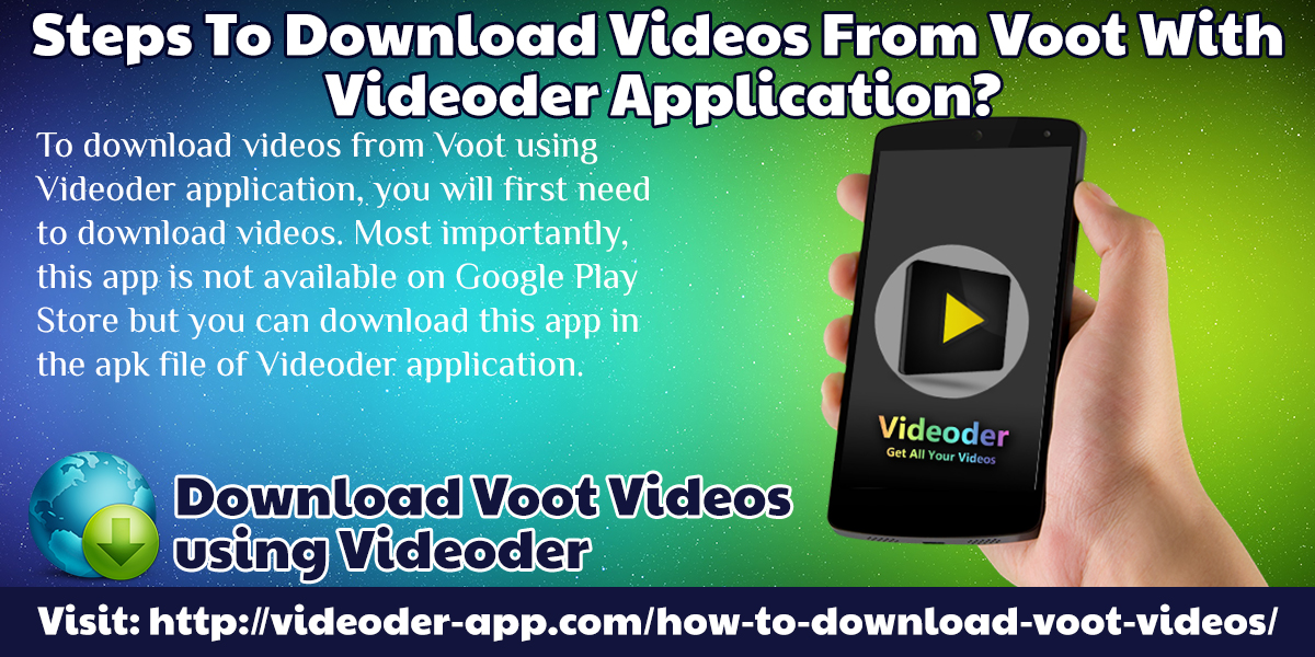 Learn These Videoder Apk – Ozee Downloader For Android