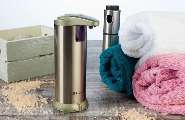 OLpure Automatic Hand Soap Dispenser review