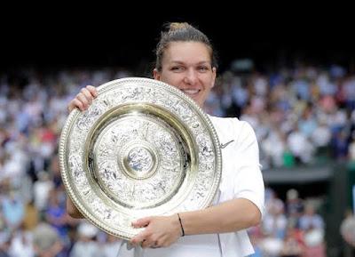 Wimbledon 2019 Final: Simona Halep beats Serena Williams to win Wimbledon tennis singles title