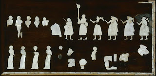 Image result for mari procession louvre