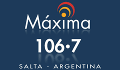 Cadena Máxima FM 106.7