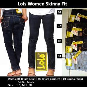 jual celana lois wanita