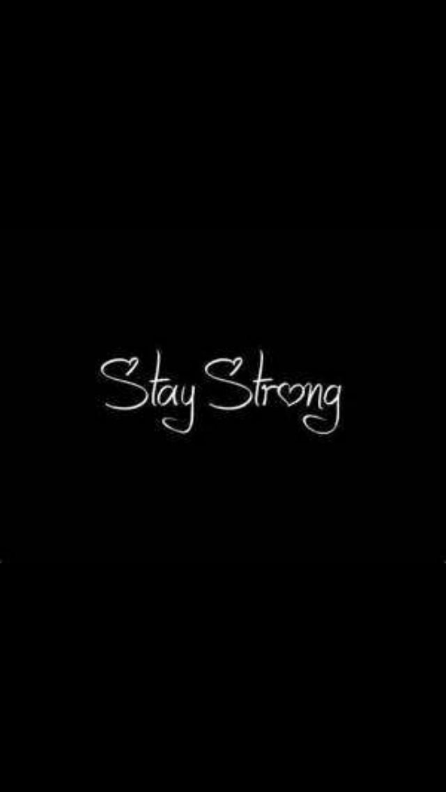 stay-strong-black-bg-getpics