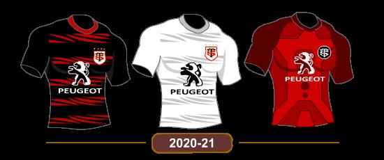Histoire du maillot de rugby de toulouse
