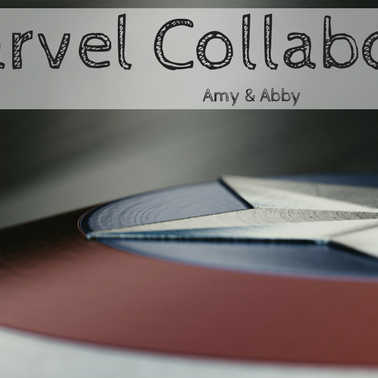 Marvel Collaboration Part 1 // with Abby from Ups & Downs