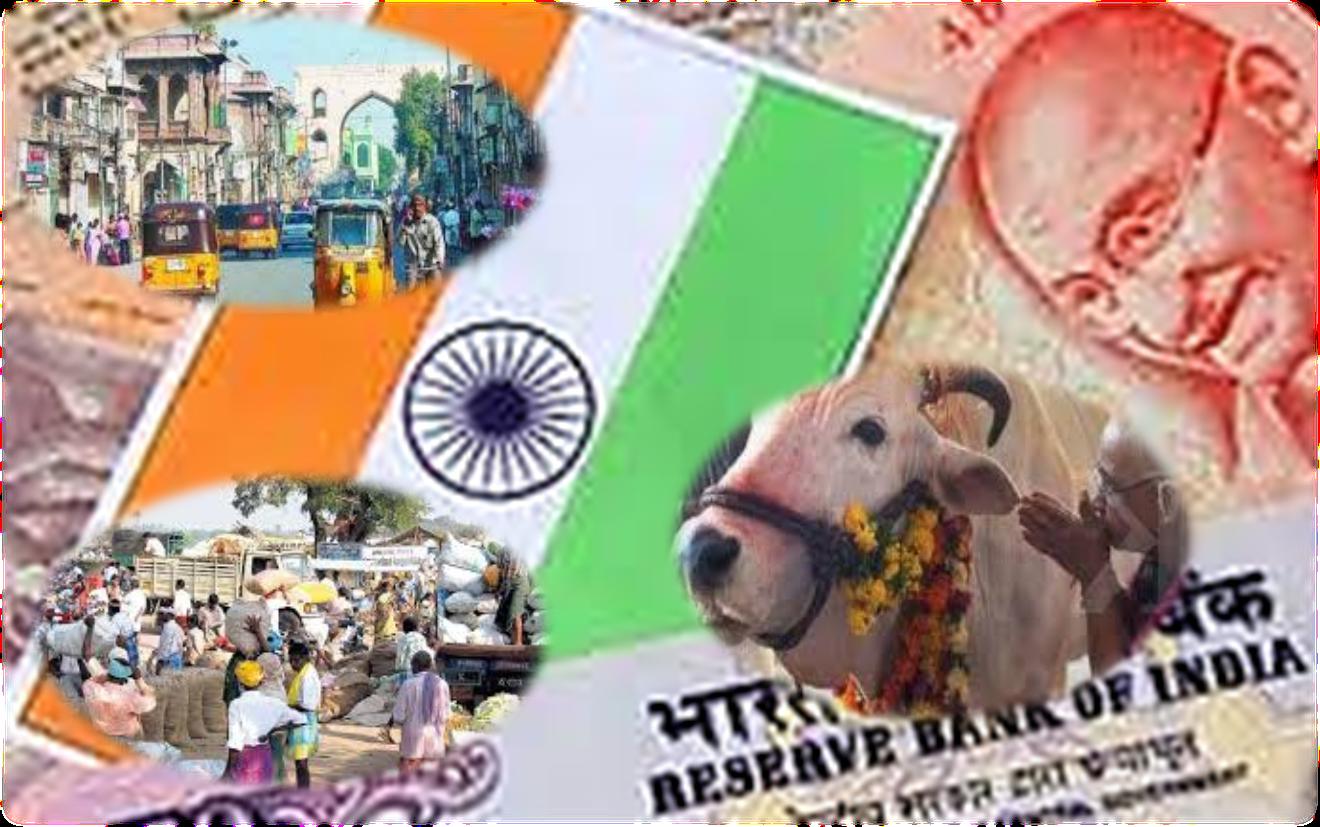Image result for perekonomian india