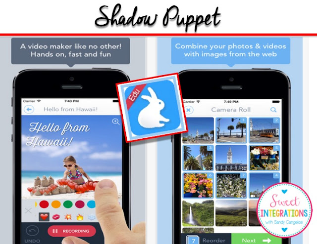 Shadow Puppet App